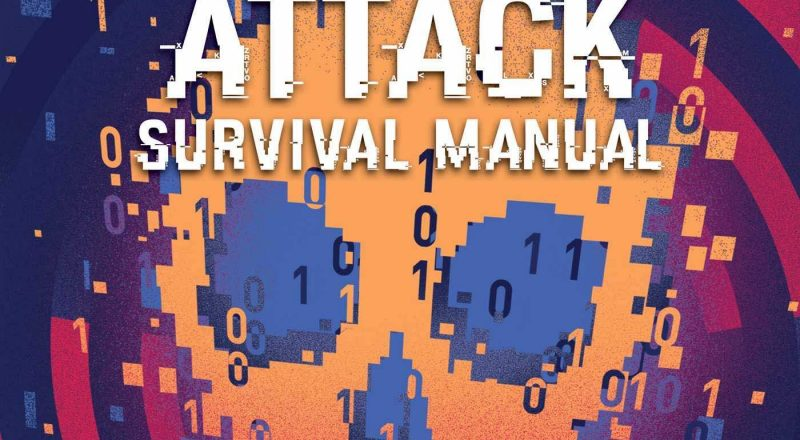 Cyber Attack Survival Manual cover
