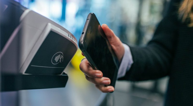 phone payment contactless NFC
