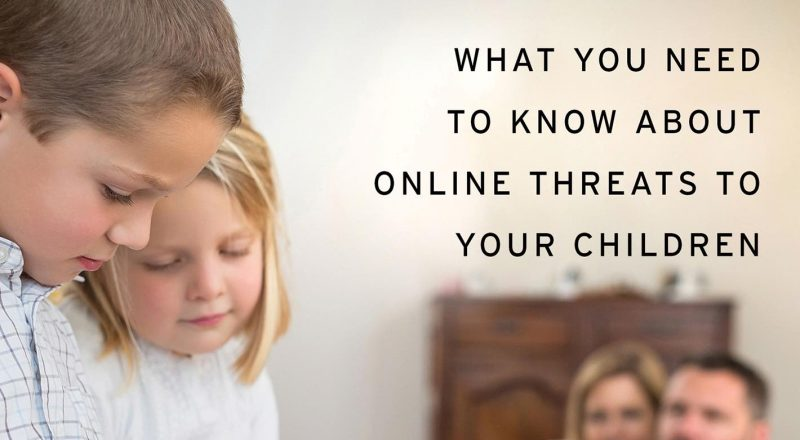 Protecting Your Children Online by Kimberly Ann McCabe book cover