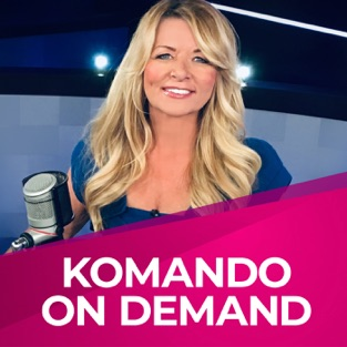 Komando On Demand podcast art