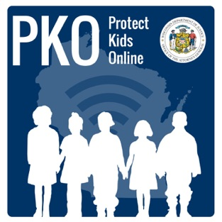 Protect Kids Online podcast art
