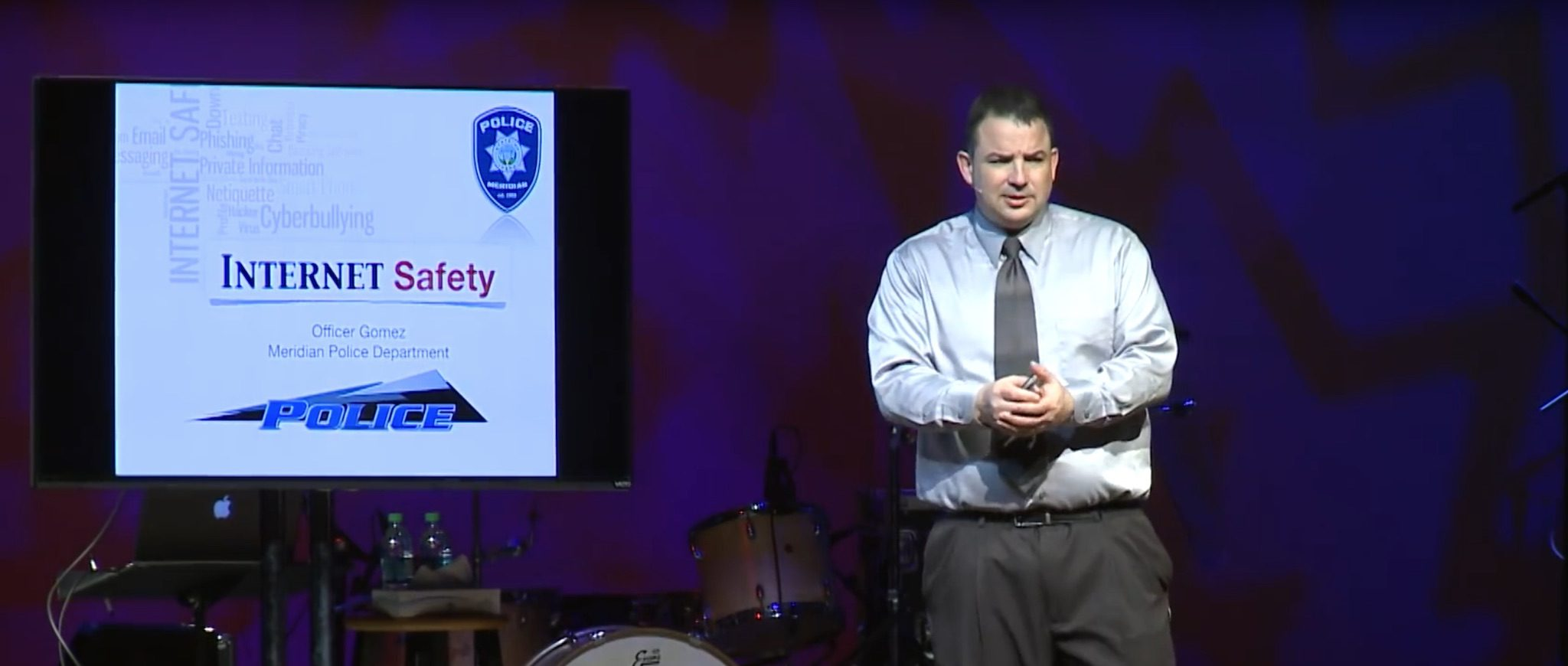 Internet Safety Advice for Parents, from a Police Officer