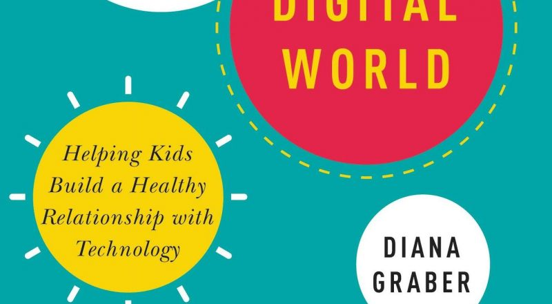 Raising Humans in a Digital World book cover