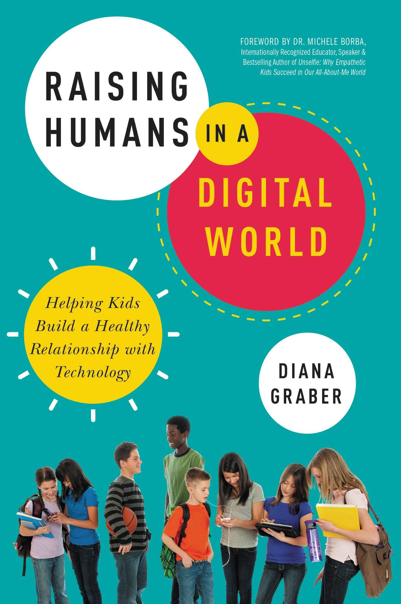 Raising Humans In A Digital World Book Review: Best Digital Parenting Tips