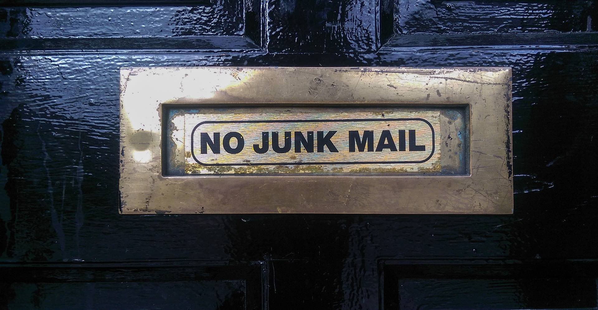 Why Are You Getting So Much Spam? And How to Stop it